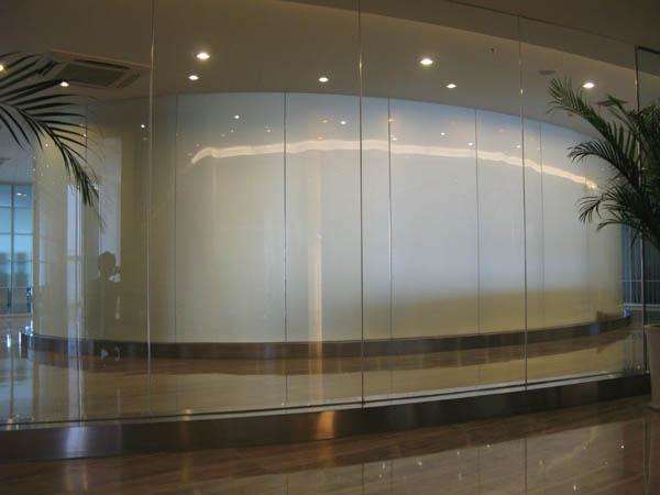 Electric Privacy Glass Film